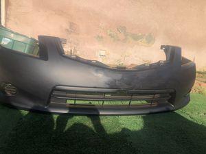 10-13 Nissan Sentra sedan front bumper for Sale in Pomona, CA