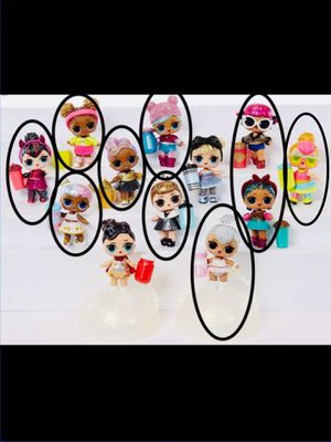 Lol Surprise dolls, Glitter Series, UN-Opened balls/blind bags!! for Sale in Benicia, CA
