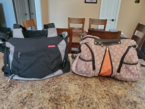 Diaper bags for Sale in Byrnes Mill, MO