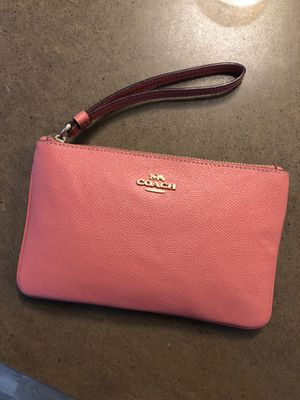 Coach wristlet for Sale in Westminster, CO
