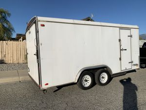 Enclosed trailer 8x16 for Sale in Hemet, CA