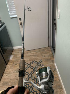 Shimano Stradic FJ on a G Loomis GL3 fishing rod for Sale in Palm Harbor, FL