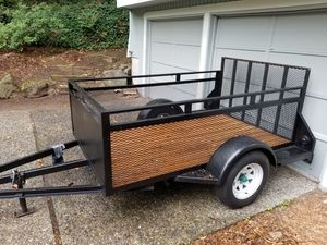 Garland 5x8' trailer. for Sale in Woodinville, WA