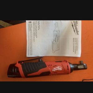 Milwaukee Torque Wrench for Sale in Fresno, CA
