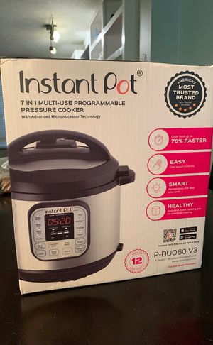 Instant Pot (Brand New) for Sale in Nashville, TN