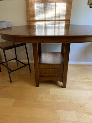 Bar table and chair set for Sale in West Springfield, VA