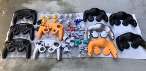 Nintendo Gamecube Controllers, Consoles (SNES, NES, N64, and More!), Playstation Consoles (Ps1, Ps2, Ps3, Ps4), and More! Cleaning/ Repair/ Restorati for Sale in Pacheco, CA