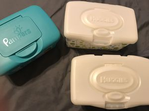 Baby wipe box for Sale in Chicago, IL