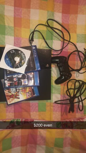 Ps4 for Sale in Tarboro, NC