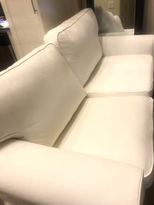 White Sofa for Sale in Los Angeles, CA