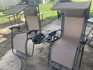 Camping chairs for Sale in Winter Garden, FL