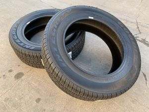 215/65R17 Tires 65 17 Chevy Colorado Dodge Ford Jeep Toyota Honda VW for Sale in Rio Linda, CA