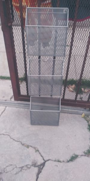 Three Tier Wall File Holder for Sale in Los Angeles, CA