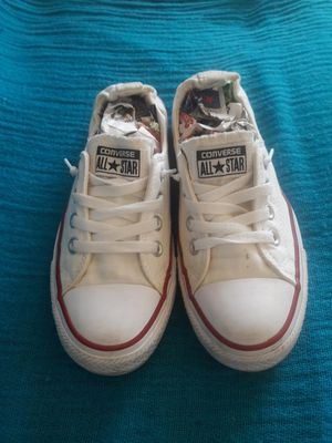 used clean converse size 8 for Sale in Trumbull, CT