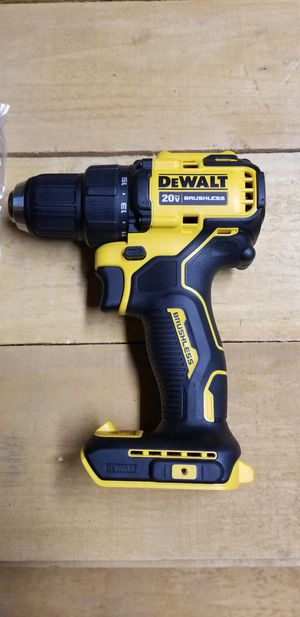 Brushless 20v atomic compact series drill for Sale in Patterson, CA