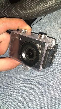 Vivitar 4k camera with wifi capabilities for Sale in Wichita,  KS