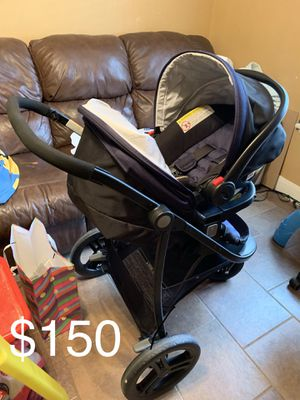 Stroller with car seat for Sale in Midland, TX