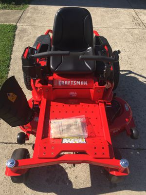 Craftsman Z550 zero turn mower for Sale in Warren, MI