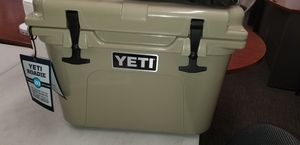 Yeti cooler Brand Spanking new and Big!! for Sale in Kernersville, NC