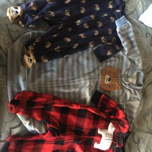 Baby Clothes 0-3 Months New & Gently Used for Sale in Bakersfield, CA