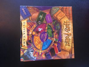 Harry Potter and the Sorcerer's Stone - Trivia Board Game for Sale in Arlington, VA