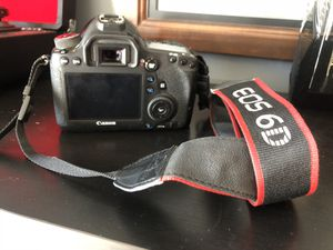 Canon EOS 6D + Canon 24-105 f/4.0 Lens for Sale in Santa Monica, CA