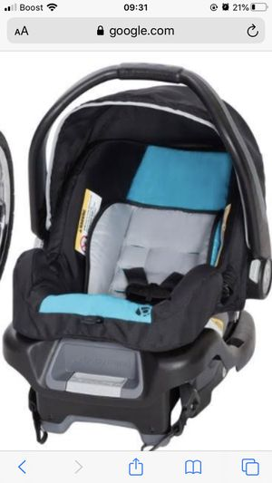 baby trend car seat & base for Sale in Latham, NY