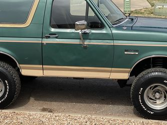 Bronco for Sale in San Angelo,  TX