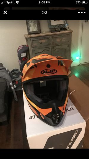 Dirt bike helmet for Sale in La Mirada, CA