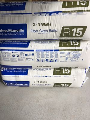 R15 Unfaced Insulation for Sale in Chesapeake, VA