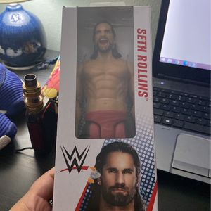 Seth Rollins True Moves Toy for Sale in Houston, TX