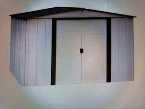 Arrow 10x12 ft. Steel Storage Shed for Sale in Snellville, GA