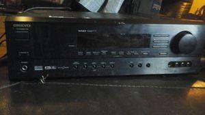 Onkyo av receiver wrat ht-r510 for Sale in New Port Richey, FL