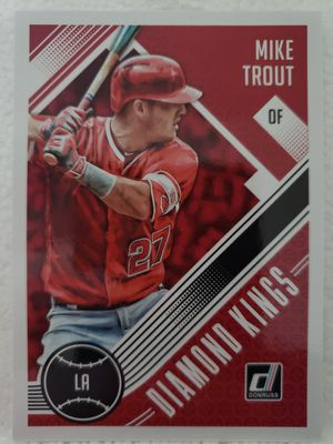 2018 Diamond Kings MIKE TROUT for Sale in Tupelo, MS