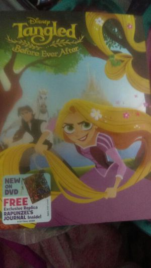 * new release* Disney's Tangled before Ever After for Sale in Pomona, CA