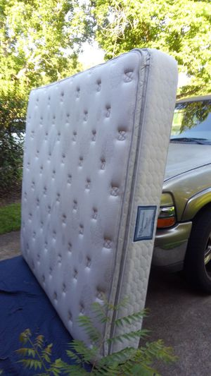King mattress only mattress for Sale in Houston, TX