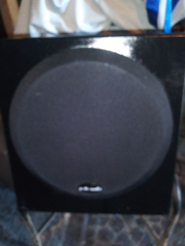 Polk audio powered sub