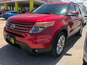 2012 Ford Explorer for Sale in Houston, TX