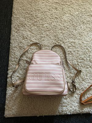 Pink guess backpack for Sale in Tijuana, MX