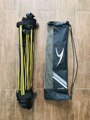 16' Speed Agility Training Ladder with Cary Bag for Sale in Redlands, CA