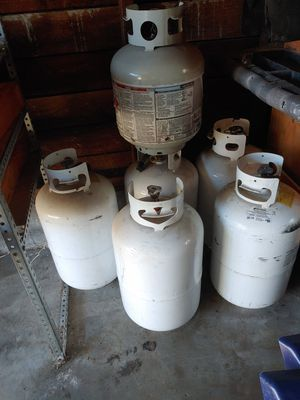 Propane Tanks for Sale in Bellevue, WA