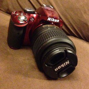 Nikon D3200 for Sale in Newark Valley, NY