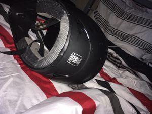 Dirt bike helmet dot approved for Sale in Gulfport, FL