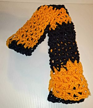 Hand Made Knitted Scarf (stock #26) for Sale in Tampa, FL