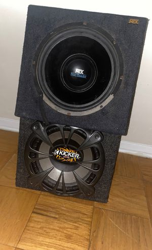 """Car Sub """"10""""s for Sale in College Park, MD"""