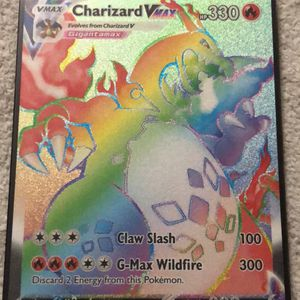 Pokémon card Charizard 10/10 for Sale in Rancho Cordova, CA