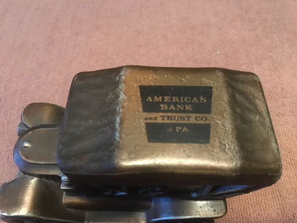 Vintage American Bank and Trust Co. of PA 1908 Buck Bank Banthrico Inc (27)