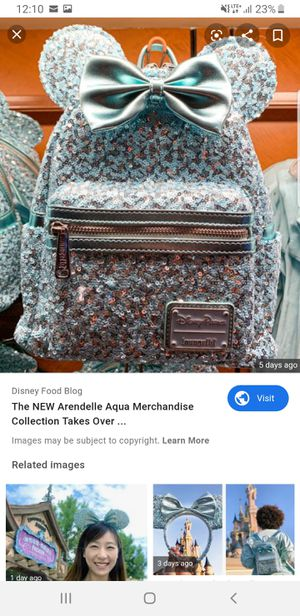 Disneyland loungefly back pack for Sale in Alta Loma, CA