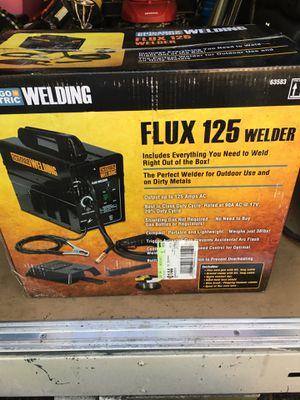 Flux 125 welder for Sale in Sarasota, FL