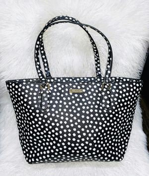 Authentic Kate Spade Spotted Tote Bag for Sale in Chandler, AZ